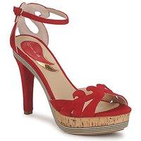 Παπούτσια Γυναίκα Σανδάλια / Πέδιλα Etro 3488 Red