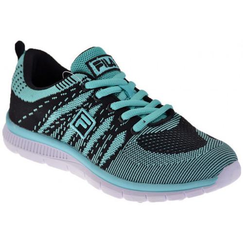 Παπούτσια Γυναίκα Χαμηλά Sneakers Fila  Black