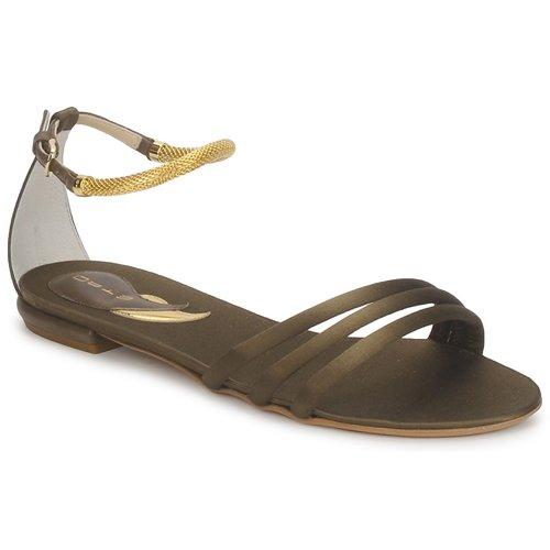Παπούτσια Γυναίκα Σανδάλια / Πέδιλα Etro 3461 Military