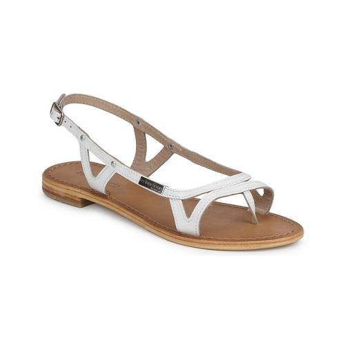 Παπούτσια Γυναίκα Σανδάλια / Πέδιλα Les Tropéziennes par M Belarbi ISATIS άσπρο