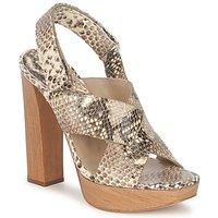 Παπούτσια Γυναίκα Σανδάλια / Πέδιλα Michael Kors MK18072 Python