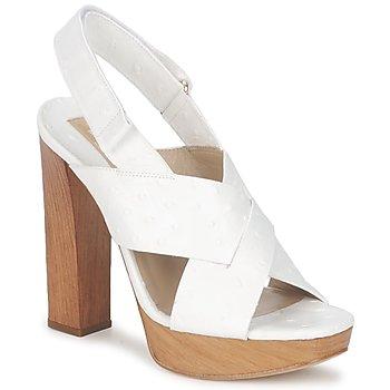 Παπούτσια Γυναίκα Σανδάλια / Πέδιλα Michael Kors MK18072 άσπρο