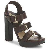 Παπούτσια Γυναίκα Σανδάλια / Πέδιλα Michael Kors MK18071 Cafe