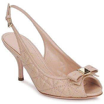 Παπούτσια Γυναίκα Σανδάλια / Πέδιλα Sebastian S5244 Nude