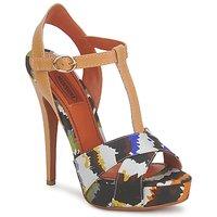 Παπούτσια Γυναίκα Σανδάλια / Πέδιλα Missoni TM69 Multicolore
