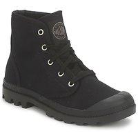 Παπούτσια Γυναίκα Μπότες Palladium US PAMPA HI Black