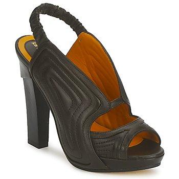 Παπούτσια Γυναίκα Σανδάλια / Πέδιλα Karine Arabian ORPHEE Black