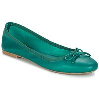 Παπούτσια Γυναίκα Μπαλαρίνες André PIETRA Green