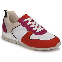 Παπούτσια Γυναίκα Χαμηλά Sneakers André ADO Red