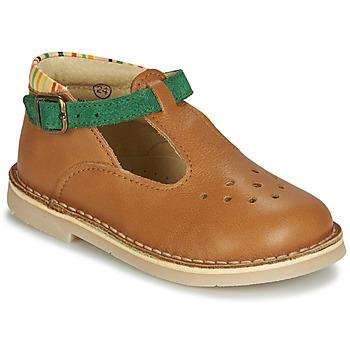 Παπούτσια Αγόρι Σανδάλια / Πέδιλα André SUNSET Camel