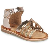 Παπούτσια Κορίτσι Σανδάλια / Πέδιλα André LEÏA Dore