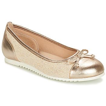 Παπούτσια Κορίτσι Μπαλαρίνες André RIVAGE Gold
