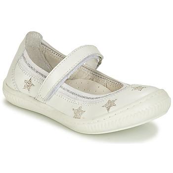 Παπούτσια Κορίτσι Μπαλαρίνες André STELLA Άσπρο