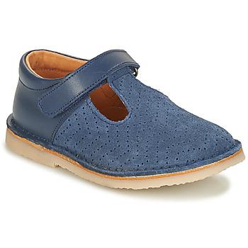 Παπούτσια Κορίτσι Μπαλαρίνες André MARIN Μπλέ