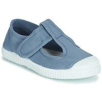 Παπούτσια Κορίτσι Σανδάλια / Πέδιλα André NAVIRE Μπλέ