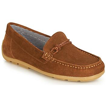 Παπούτσια Κορίτσι Derby André GASPARD Brown