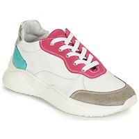 Παπούτσια Κορίτσι Χαμηλά Sneakers André WENDY Άσπρο / Red / Μπλέ