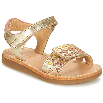 Παπούτσια Κορίτσι Σανδάλια / Πέδιλα André SEVILLE Gold