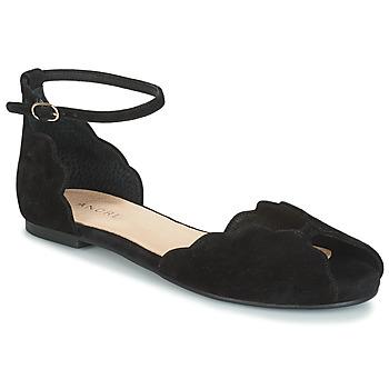 Παπούτσια Γυναίκα Σανδάλια / Πέδιλα André SERINGAT Black