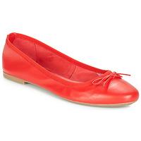 Παπούτσια Γυναίκα Μπαλαρίνες André PIETRA Red