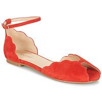 Παπούτσια Γυναίκα Σανδάλια / Πέδιλα André SERINGAT Red