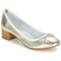 Παπούτσια Γυναίκα Γόβες André POETESSE Gold