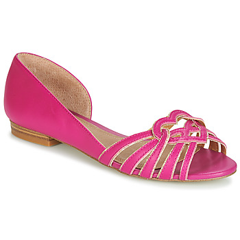 Παπούτσια Γυναίκα Μπαλαρίνες André CHRISTIE Ροζ