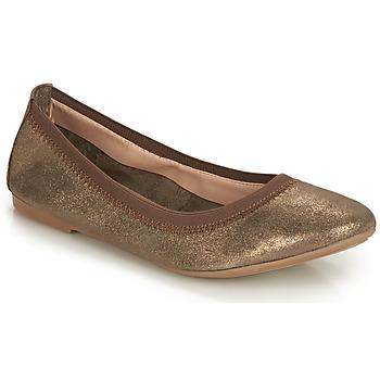 Παπούτσια Γυναίκα Μπαλαρίνες André CARLARA Bronze