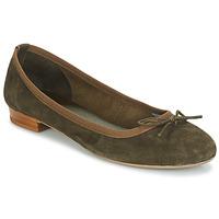 Παπούτσια Γυναίκα Μπαλαρίνες André CINDY Kaki