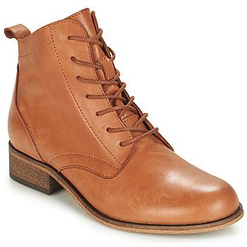 Παπούτσια Γυναίκα Μπότες André GODILLOT Camel