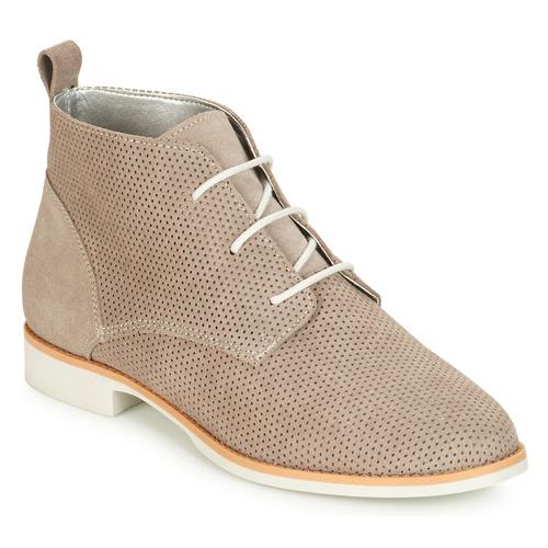 Παπούτσια Γυναίκα Μπότες André SIROCCO Taupe