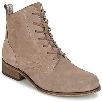 Μπότες André GODILLOT ΣΤΕΛΕΧΟΣ: Δέρμα & ΕΠΕΝΔΥΣΗ: & ΕΣ. ΣΟΛΑ: Δέρμα & ΕΞ. ΣΟΛΑ: Καουτσούκ