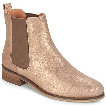 Παπούτσια Γυναίκα Μπότες André CHATELAIN Gold