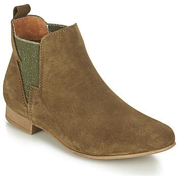 Παπούτσια Γυναίκα Μπότες André ROCKA Kaki