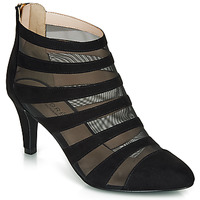 Παπούτσια Γυναίκα Μποτίνια André CORALINE Black