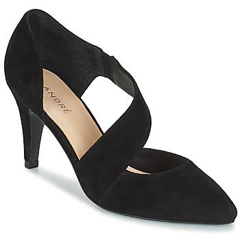Παπούτσια Γυναίκα Γόβες André SOIE Black