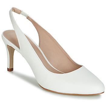 Παπούτσια Γυναίκα Γόβες André CASINO Άσπρο