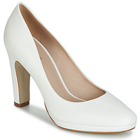Παπούτσια Γυναίκα Γόβες André CALI Άσπρο