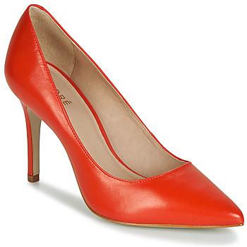 Παπούτσια Γυναίκα Γόβες André CONQUETTE Red