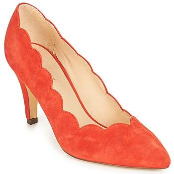 Παπούτσια Γυναίκα Γόβες André SAPHIR Red