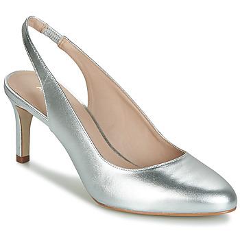 Παπούτσια Γυναίκα Γόβες André CASINO Argenté