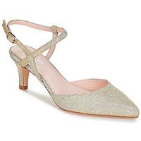 Παπούτσια Γυναίκα Σανδάλια / Πέδιλα André COLIBRI Gold