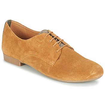 Παπούτσια Γυναίκα Derby André CAMARADE Cognac
