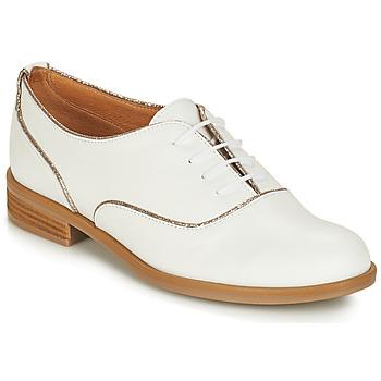 Παπούτσια Γυναίκα Derby André CHOMINE Άσπρο