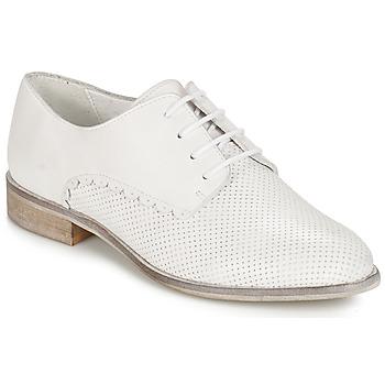 Παπούτσια Γυναίκα Derby André SENTIMENTAL Άσπρο