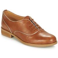 Παπούτσια Γυναίκα Derby André CHOMINE Camel