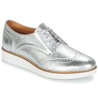 Παπούτσια Γυναίκα Derby André CAROU Silver