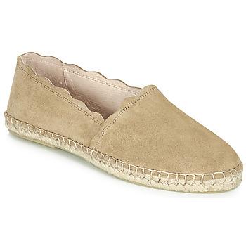 Παπούτσια Γυναίκα Εσπαντρίγια André RHUM Taupe