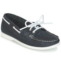 Παπούτσια Γυναίκα Boat shoes André CATBOAT Μπλέ