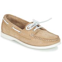 Παπούτσια Γυναίκα Boat shoes André CATBOAT Beige